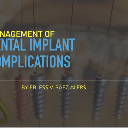 Management Of Dental Implant Complications